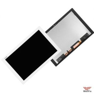 Дисплей Sony Xperia Tablet Z4 с тачскрином белый
