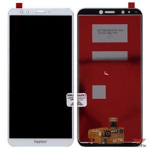 Изображение Дисплей Huawei Honor 7C Pro в сборе белый
