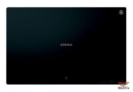 Крышка аккумулятора Sony Xperia Tablet Z SGP311 чёрная