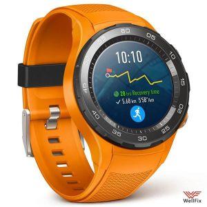 Смарт-часы Huawei Watch 2 Sport 4G оранжевые