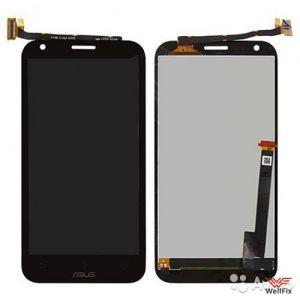 Дисплей Asus Padfone 2 A68 c тачскрином черный