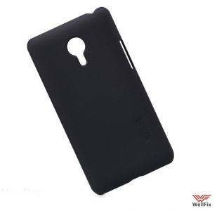 Изображение Пластиковый чехол для Meizu MX4 Pro черный (Nillkin)