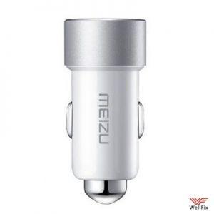 Изображение Автомобильное зарядное устройство Meizu 17W (2xUSB)