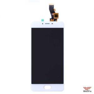 Изображение Дисплей для Meizu M3s mini в сборе белый