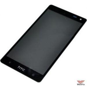 Дисплей HTC Desire 600 dual sim с тачскрином