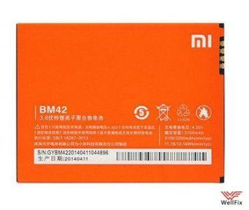 Аккумулятор Xiaomi Redmi Note BM42