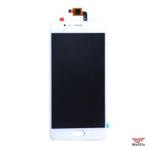 Изображение Дисплей для Meizu M5s в сборе белый