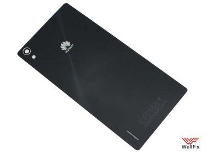 Крышка аккумулятора Huawei Ascend P7 черная