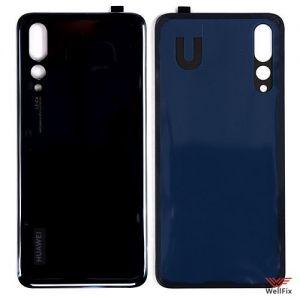 Изображение Задняя крышка для Huawei P20 Pro черная