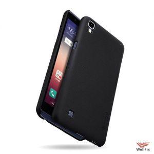 Чехол LG X Power K220DS черный (Nillkin, пластик)