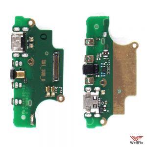 Изображение Шлейф Nokia 5 на разъем зарядки / микрофон (оригинал)