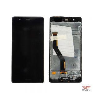 Изображение Дисплей для Huawei P9 Plus в сборе черный