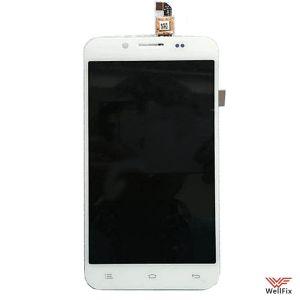 Дисплей Zopo ZP1000 с тачскрином белый