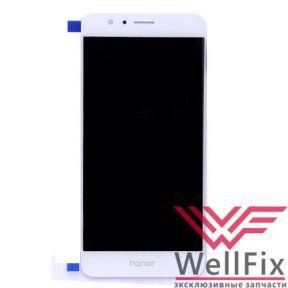 Дисплей Huawei Honor 8 с тачскрином белый