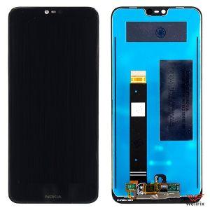 Изображение Дисплей Nokia 7.1 в сборе