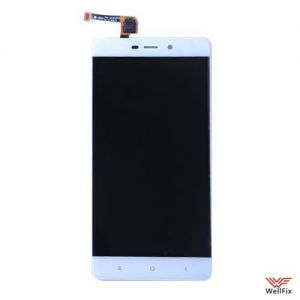 Изображение Дисплей Xiaomi Redmi 4 Pro в сборе белый
