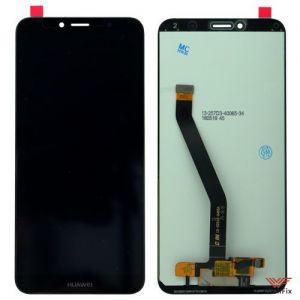 Изображение Дисплей Huawei Honor 7A в сборе черный