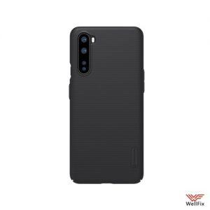 Изображение Пластиковый чехол для OnePlus Nord 8 черный (Nillkin)