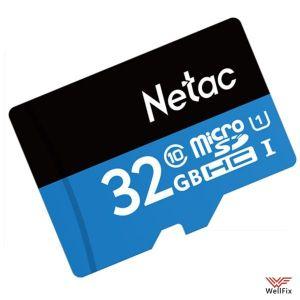 Изображение Карта памяти 32GB Netac P500