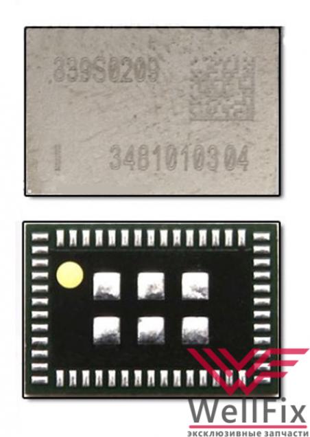 WiFi модуль Apple iPhone 5s (339S0209)