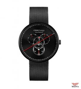 Изображение Механические часы Xiaomi CIGA Design Time Machine Three Gear Design черные