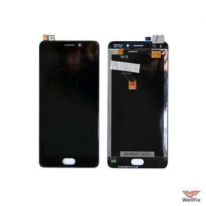 Дисплей Meizu M6 note с тачскрином черный