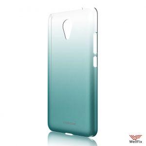 Чехол Meizu M2 Note синий