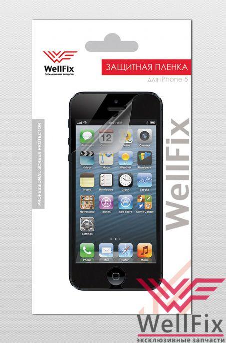 Защитная пленка Apple iPhone 5 глянцевая