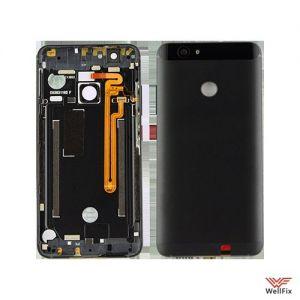 Изображение Задняя крышка Huawei Nova черная