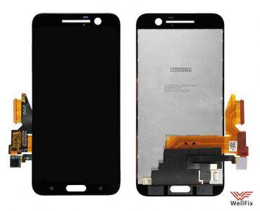 Дисплей HTC 10 с тачскрином