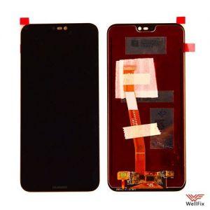 Изображение Дисплей Huawei P20 Lite / Nova 3e в сборе черный