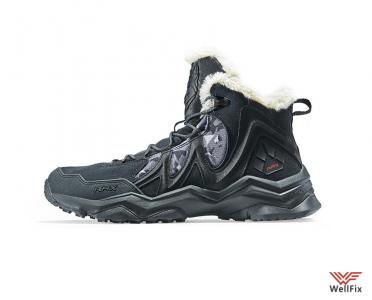 Изображение Кроссовки Xiaomi RAX Mens Winter Snow Boots (черные, 46 размер)