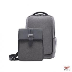 Изображение Рюкзак 2 в 1 Xiaomi Fashion Commuter Backpack серый