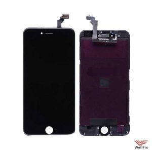 Дисплей Apple iPhone 6 Plus с тачскрином черный