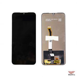 Изображение Дисплей Xiaomi Redmi Note 8 в сборе черный