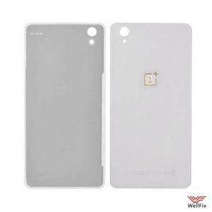 Крышка аккумулятора OnePlus X белая