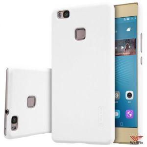 Изображение Пластиковый чехол для Huawei P9 Lite белый (Nillkin)