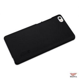 Чехол Xiaomi Mi Note черный (Nillkin, пластик)