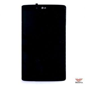 Изображение Дисплей LG G Pad 8.0 V480 в сборе черный