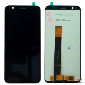 Изображение Дисплей для Asus Zenfone Max M1 ZB555KL в сборе черный