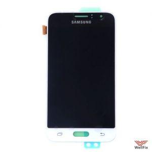 Изображение Дисплей для Samsung Galaxy J1 2016 SM-J120 в сборе белый