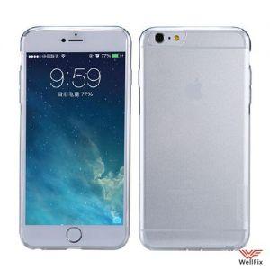 Чехол Apple iPhone 6, 6s белый (Nillkin, силикон)