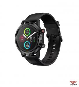 Изображение Умные часы Xiaomi Haylou RT LS05S черные (русская версия)