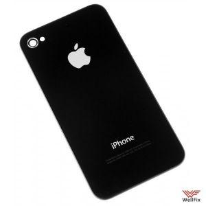 Крышка аккумулятор Apple iPhone 4s черная