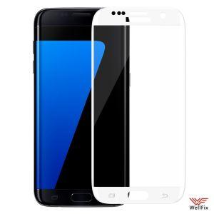 Изображение Защитное 5D стекло для Samsung Galaxy S7 Edge SM-G935 белое