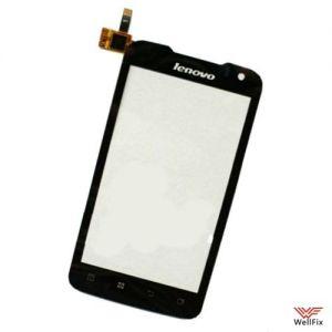 Тачскрин Lenovo P700 черный