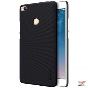 Изображение Пластиковый чехол для Xiaomi Mi Max 2 черный (Nillkin)