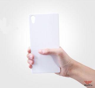 Чехол Sony Xperia Z5 Premium белый (Nillkin, пластик)
