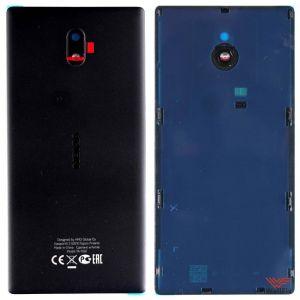 Изображение Задняя крышка Nokia 3 черная