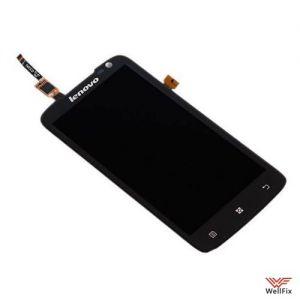 Дисплей Lenovo S820 с тачскрином